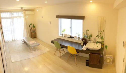 神戸市東灘区の個室整体院