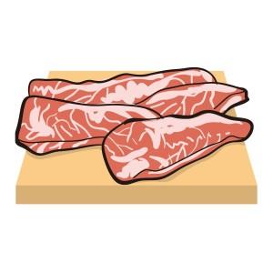 筋肉が霜降り肉になる