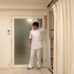 【ストレッチ】大胸筋下・小胸筋(猫背・肩の痛み・手・腕のしびれ・胸郭出口症候群)