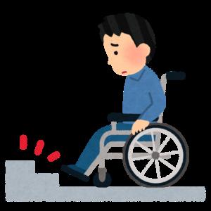 車椅子身体障害